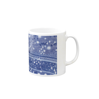銀河鉄道の夜A マグカップ