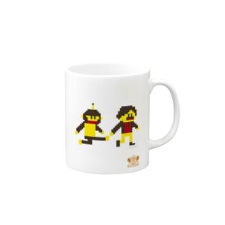 ゾンビ島キャラクター Mugs