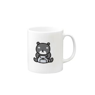 ストックマくん Mugs