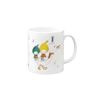 杉浦 智史のrainy Mugs