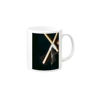 yutarouoku1194の十字架より Mugs