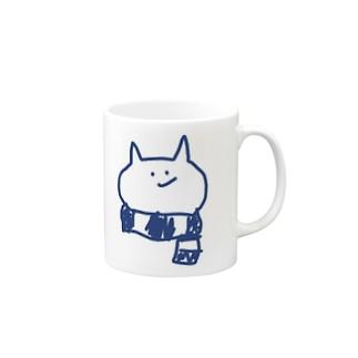 けけねこ Mugs