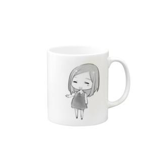 ニジョ Mugs