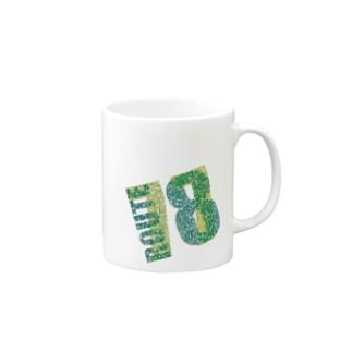 ROUTE 78/77 Mugs