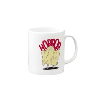 OBAKE-san マグカップ