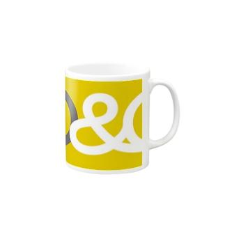 GUCIO & CO. GO Mugs