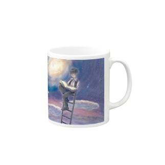 ホシの銀河 マグカップ