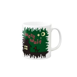 werewolf Mugs