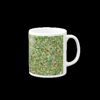 レオナのCamouflage(Flower) マグカップ
