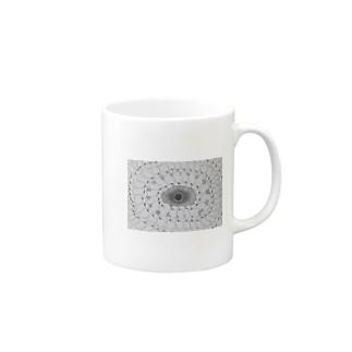 Yumemisetaroの日食観察 Mugs