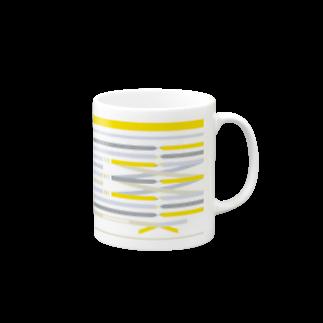 ツイストリボン マグカップ