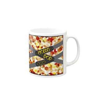 websitemodel(red) Mugs