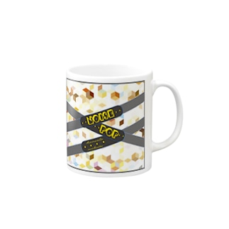 hansoloのwebsitemodel(white) Mugs