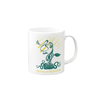 The Day of the Triffids Mugs