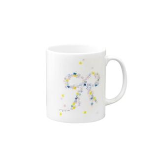 いろむすび Mugs