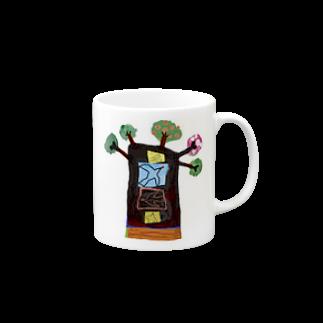 elliの大きな木 Mugs