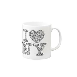 I♡NY Mugs