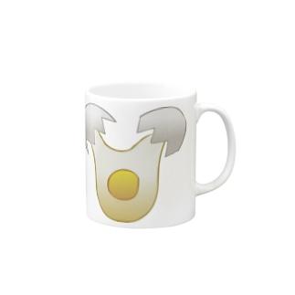 落ちタマ マグカップ