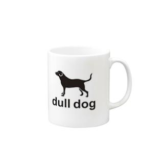 dulldog mugcup/ダルドッグ マグカップ Mugs