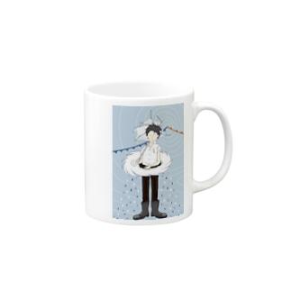 少年低気圧 Mugs