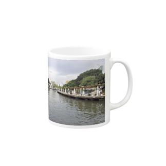 マラッカ川 Mugs