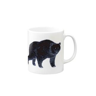クロクマ Mugs