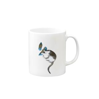 Don't leave me alone!! Mugs