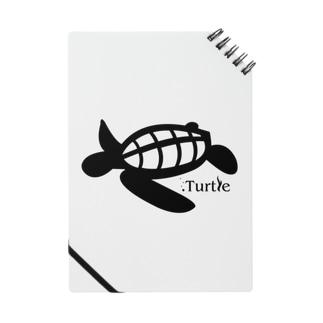Turtle-Black ノート
