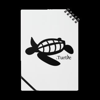 たかせ ゆづきのTurtle-Black ノート