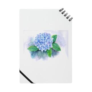 紫陽花 ノート