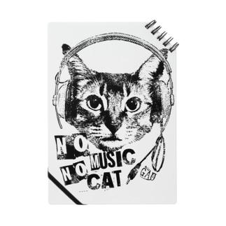 Nobigao Music Cat Notes