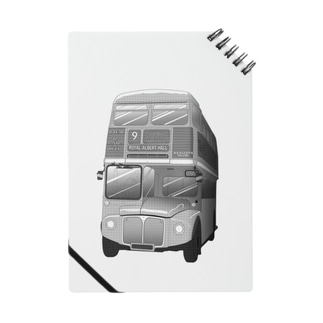 ロンドン二階建てバス Notes