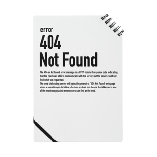 404 Not Found Notes