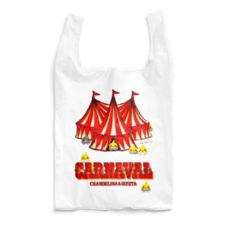CARNAVAL サーカステント Reusable Bag