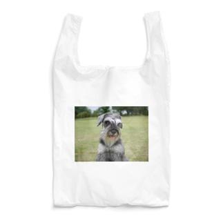 シュナウザー ソルト&ペッパー Reusable Bag