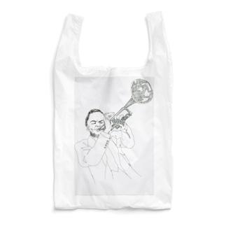 Jazz トランペット Reusable Bag