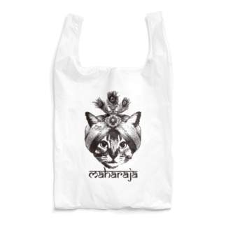 Nobigao マハラジャキャット Reusable Bag