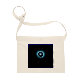 宇宙の贈りものの「Passing」 サコッシュ