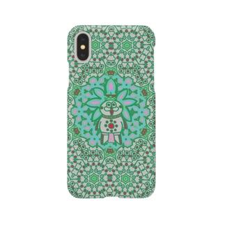おにゃんpsy x TMO コラボ Smartphone cases