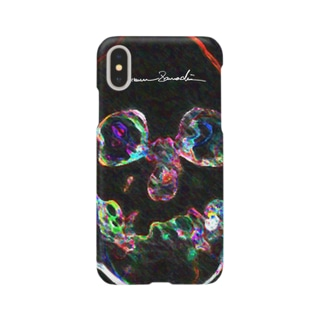 Bright Face Smartphone cases