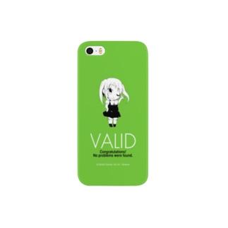 電書ちゃん Valid シリーズ Smartphone cases