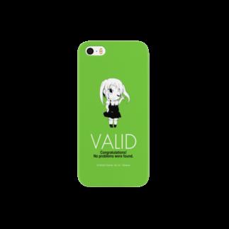 電書ちゃんねるの電書ちゃん Valid シリーズ Smartphone cases