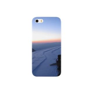 燕の朝 Smartphone cases