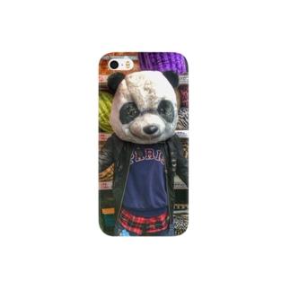 Panda Case スマートフォンケース