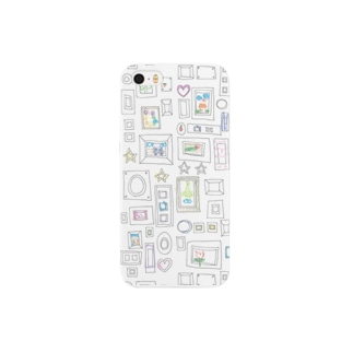 KIDS DRAWING Smartphone cases