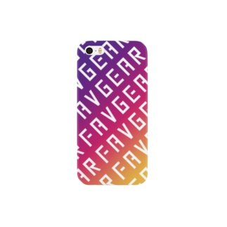 FAVGEAR | pattern [gradation] Smartphone cases