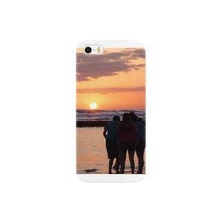 sun set Smartphone cases