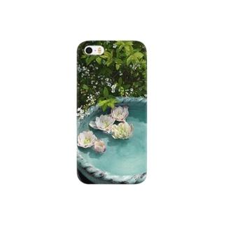 kanoshaのgardening02 Smartphone cases