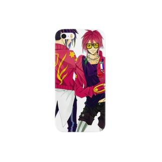 バンドマンM Smartphone cases