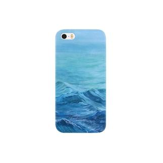 Float(浮かぶ) Smartphone cases